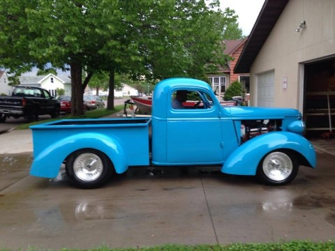1939 Chevrolet Pickups Street rod Project for sale