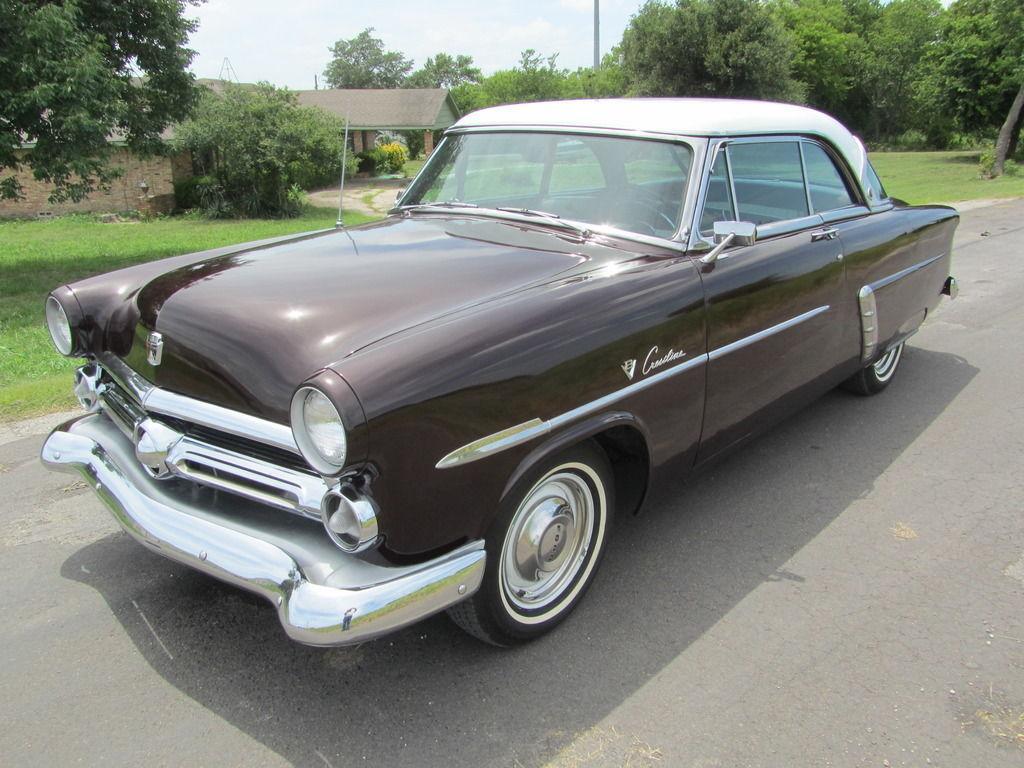 1952 Ford Crestline Victoria For Sale