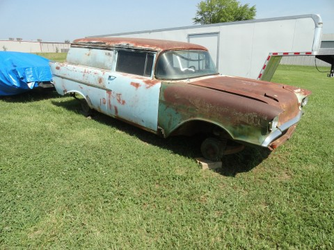 1957 Chevrolet Sedan Delivery Project Vehicle for sale