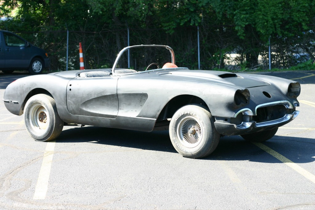 project car for sale 1959 corvette autos post. Cars Review. Best American Auto & Cars Review