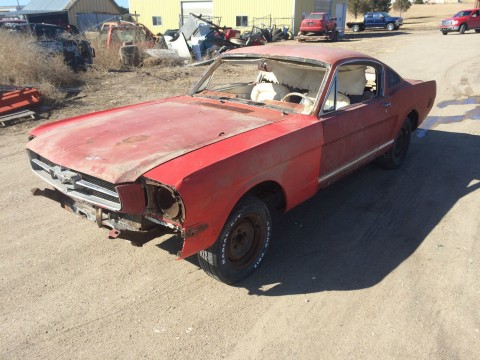 1965 Ford Mustang Fastback 289 Automatic for sale