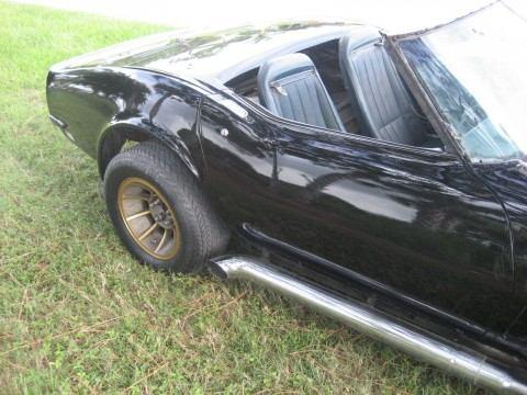 1971 Chevrolet Corvette 4 Speed LT1 Rat Rod Project for sale
