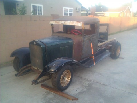 1929 Chevrolet 1.5 ton Truck – Project vehicle for sale