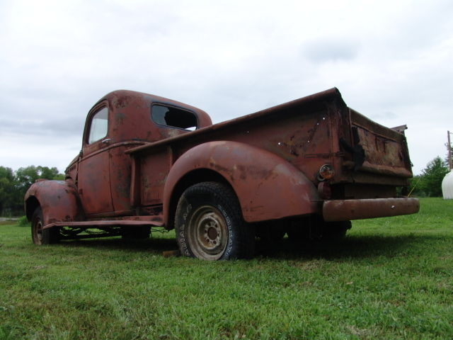 1941 Chevrolet 1/2 TON Pickup Great Father & Son Project!