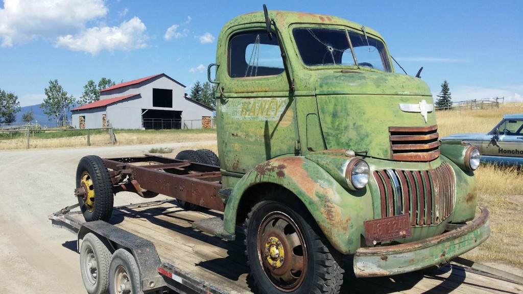 1938 Ford Coe Truck For Sale >> 1946 Chevrolet COE Truck for sale