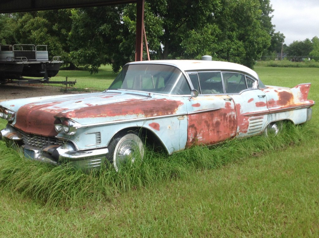 1954 Cadillac Sedan Deville For Sale
