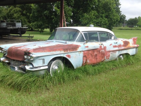 1954 Cadillac Sedan DeVille for sale