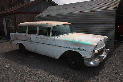 1956 Chevrolet 4 DOOR Wagon for sale