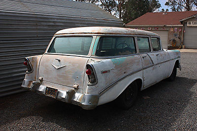 1956 Chevrolet 4 DOOR Wagon