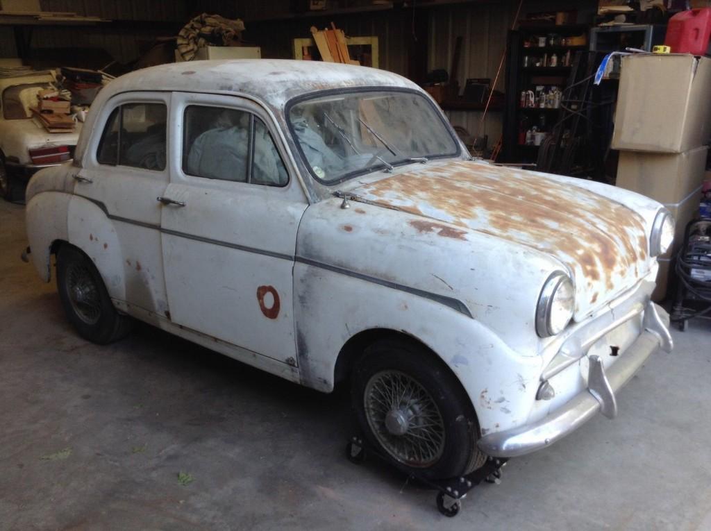 1958 Triumph 4 Door sedan
