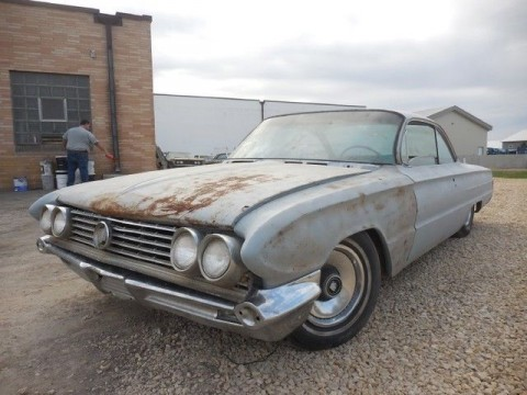 1961 Buick Lesabre Bubbletop Project for sale