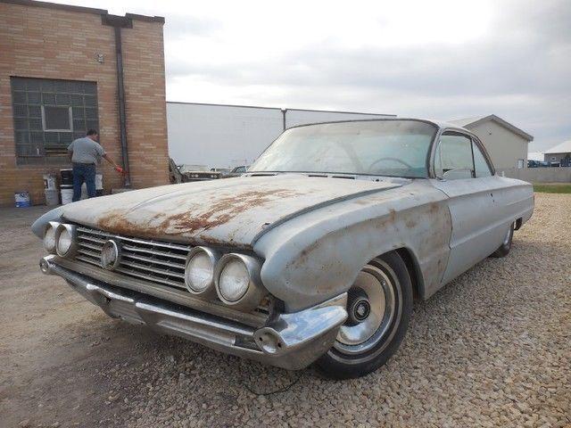 1961 Buick Lesabre Bubbletop Project