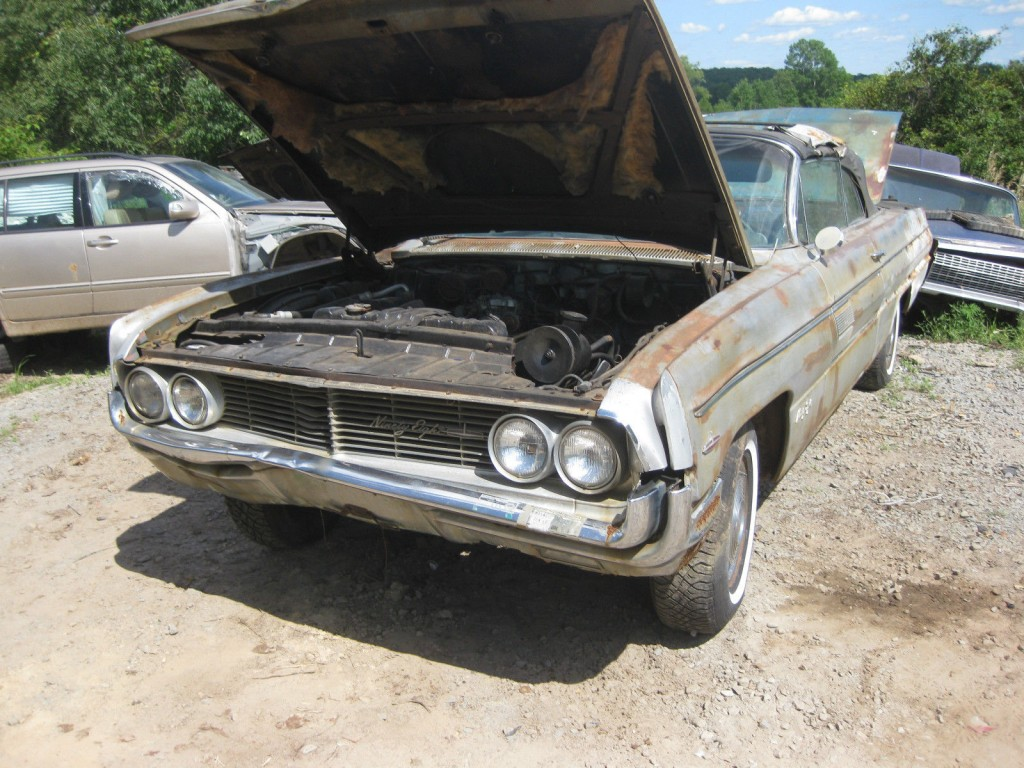 1962 Oldsmobile Ninety Eight 98 Convertbile Starfire