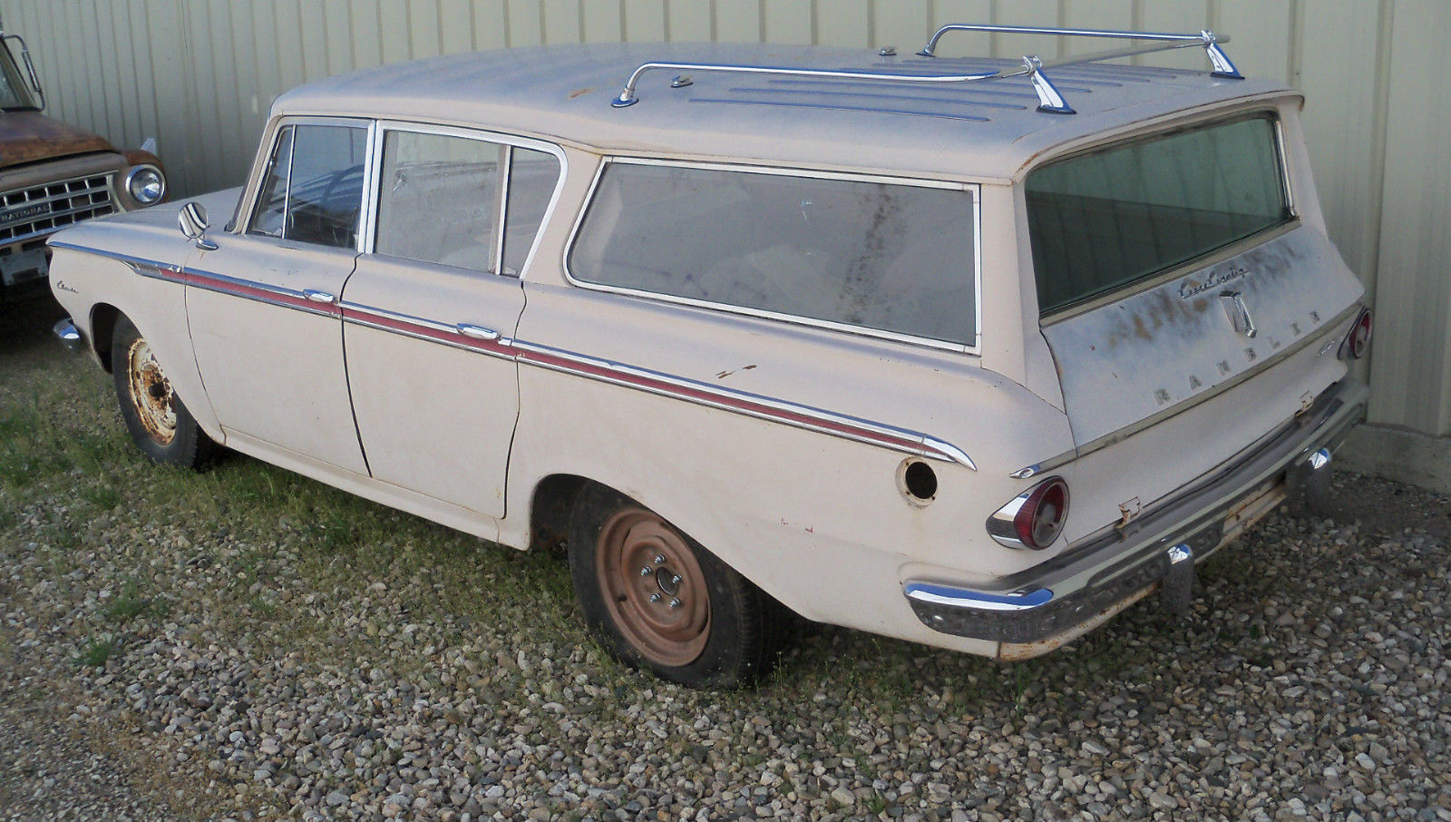 1965 Mustang Station Wagon >> 1962 Rambler American Station Wagon for sale