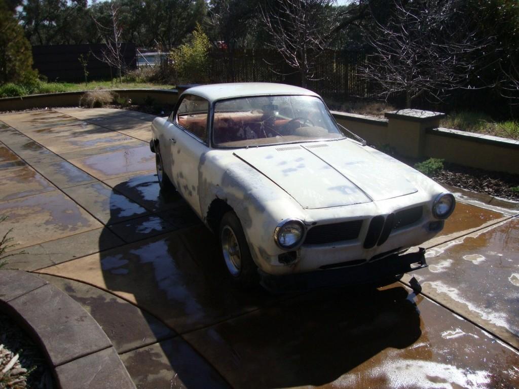 1963 BMW 3200CS