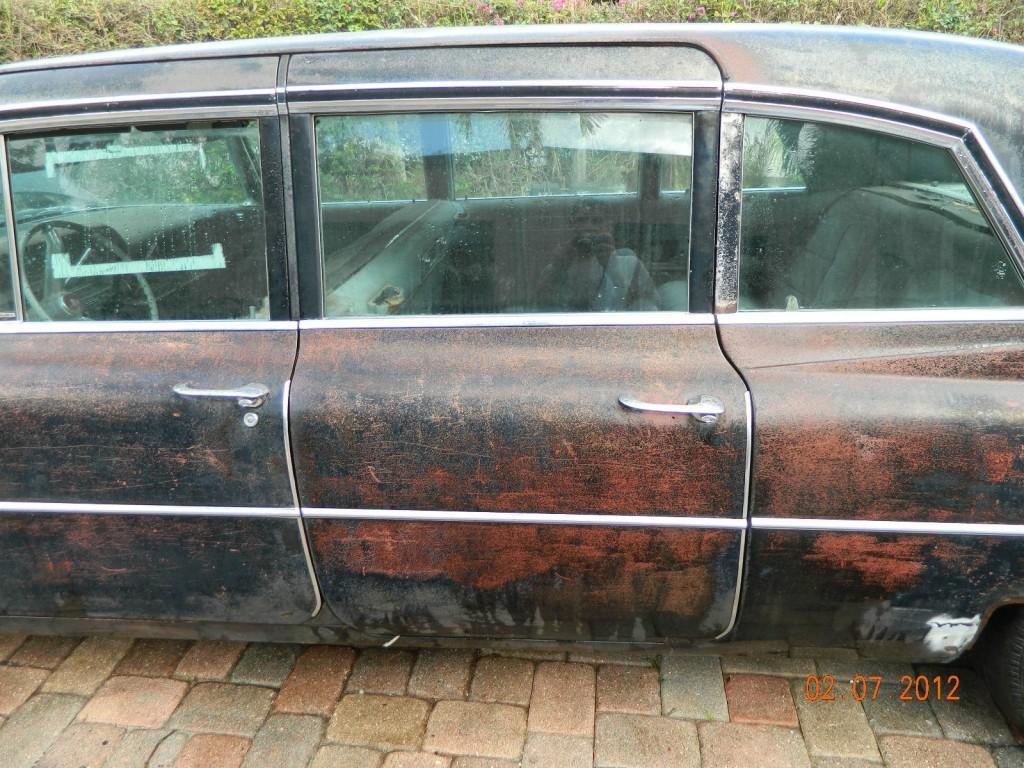 1963 Cadillac Fleetwood Limo LS1 Project Car