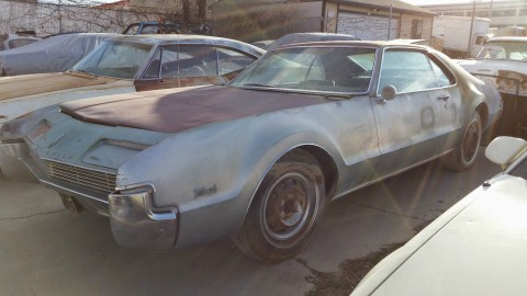 1966 Oldsmobile Toronado Project for sale