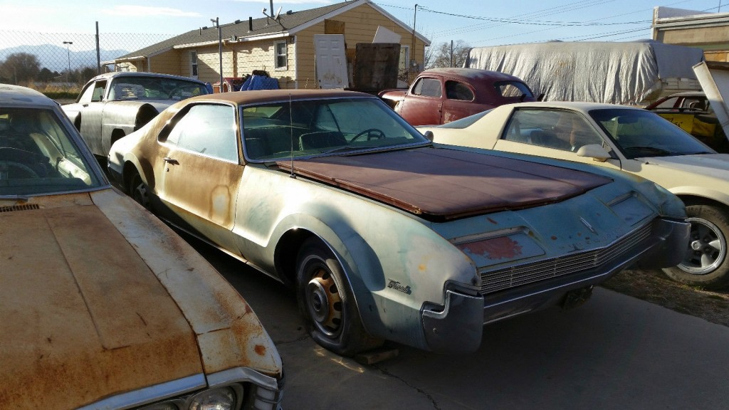 1966 oldsmobile toronado project for sale. Black Bedroom Furniture Sets. Home Design Ideas
