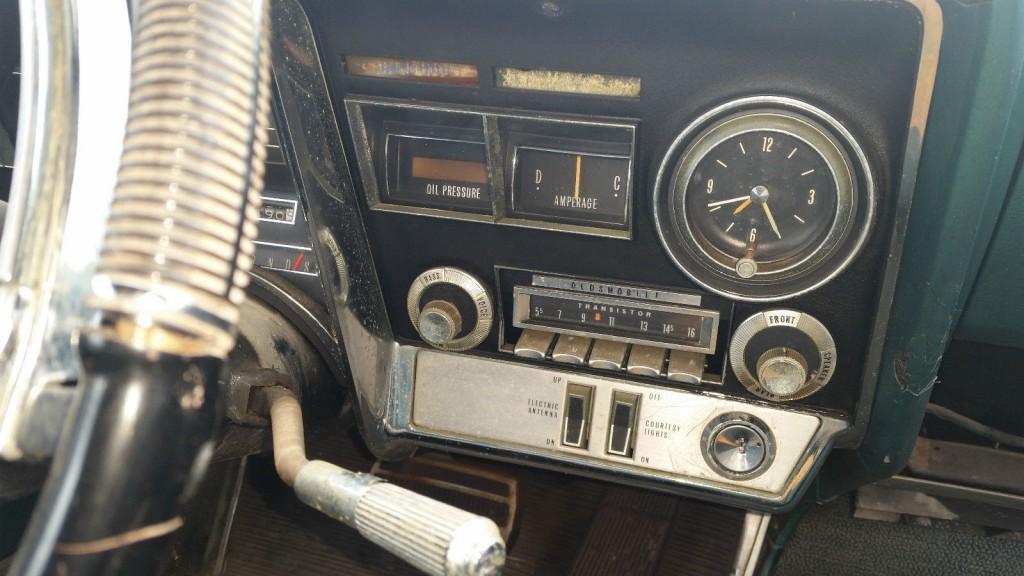 1966 Oldsmobile Toronado Project