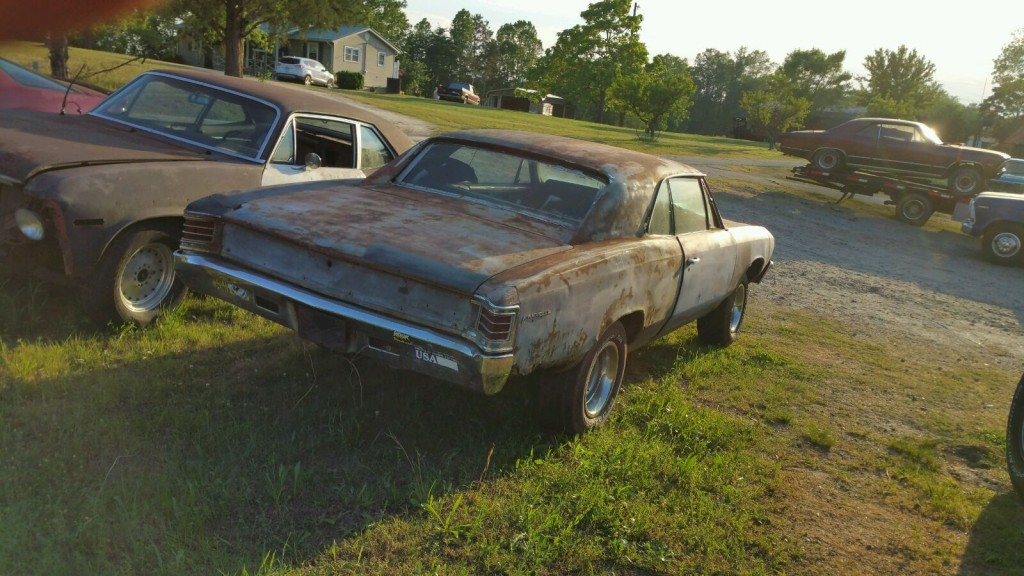 Classic Project Cars For Sale In Nc