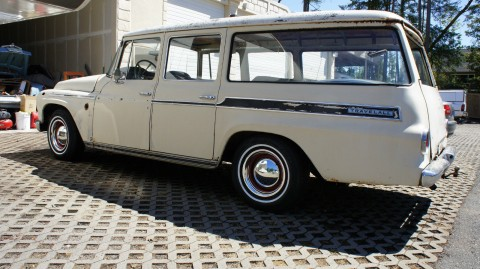 1968 International Harvester Travellall Suburban Wagon for sale