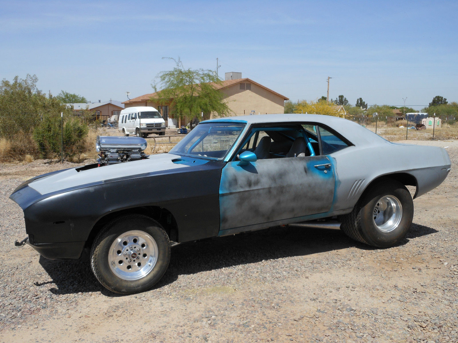 1969 Chevrolet Camaro Prostreet For Sale