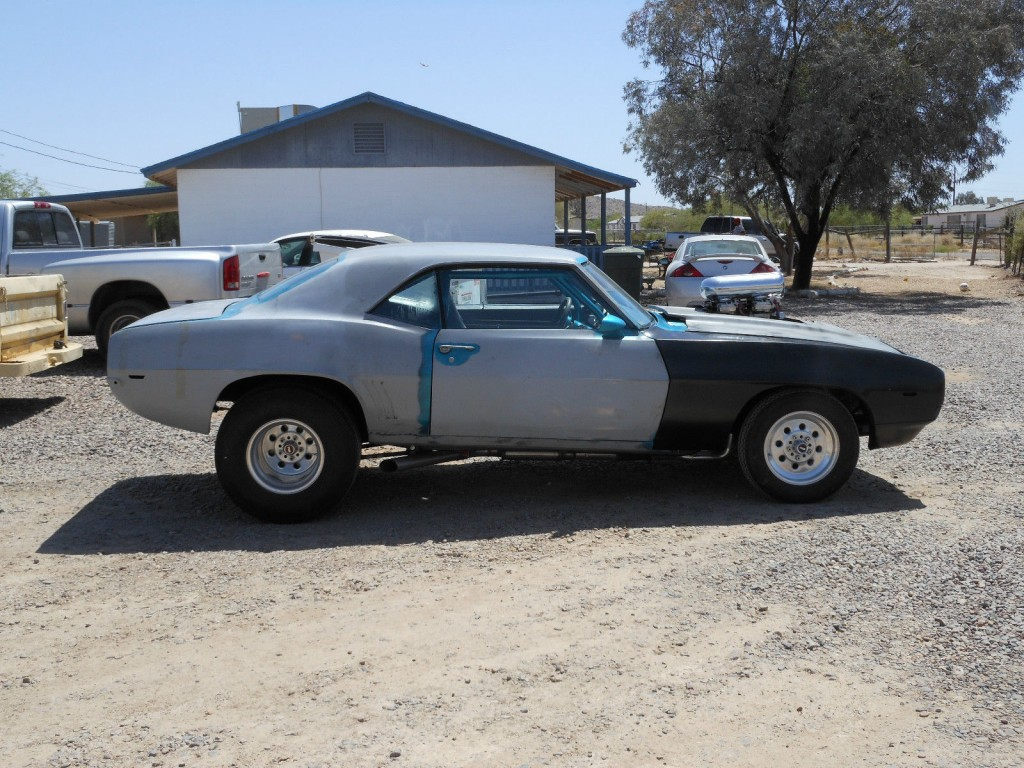 69 Camaro Project Car For Sale.html | Autos Weblog