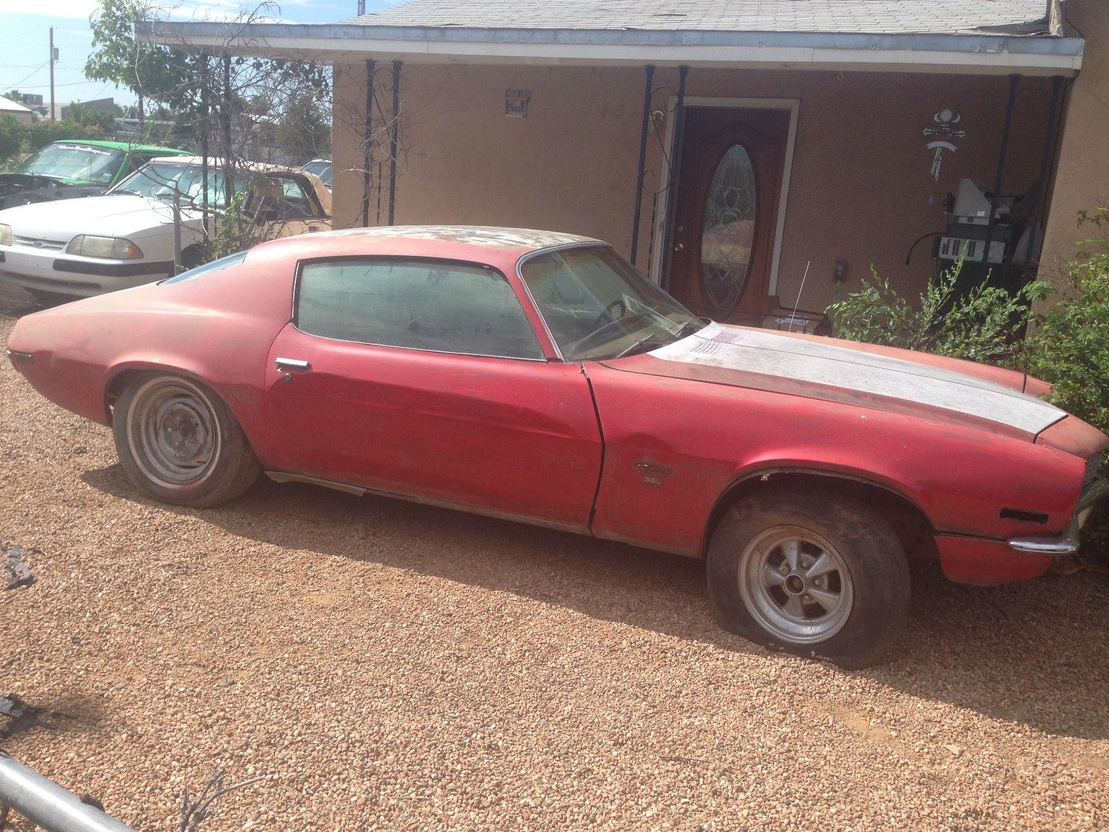 1970 Chevrolet Camaro Sport Coupe For Sale