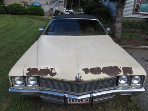 1971 Buick CENTURION Convertible for sale
