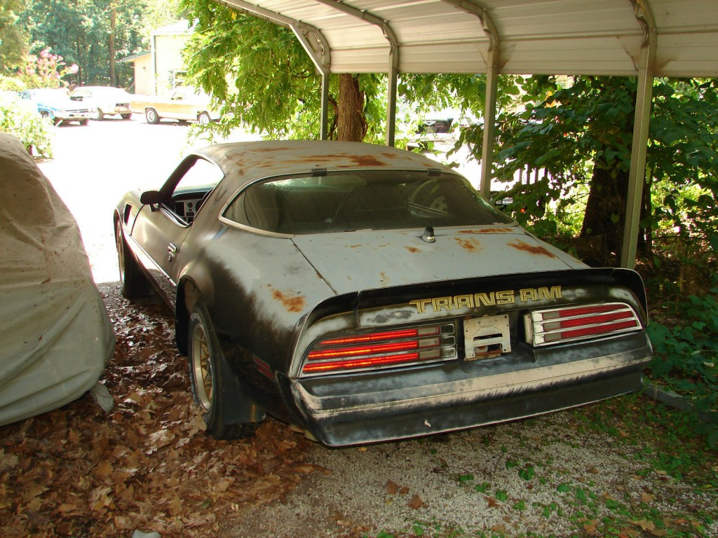 Cars For Sale In Arkansas >> 1978 Pontiac Trans Am Smokey & Bandit for sale