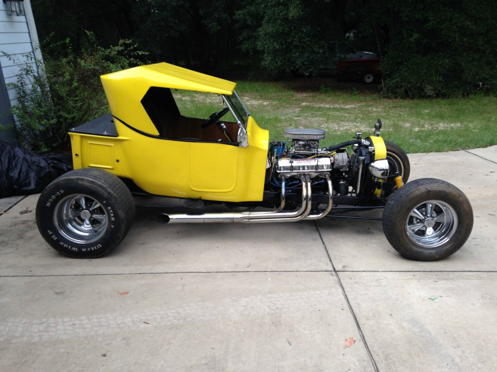 Mustang Hard Top 1969 >> 1919 Ford T Bucket Roadster Hot Rod Rat Rod Project for sale