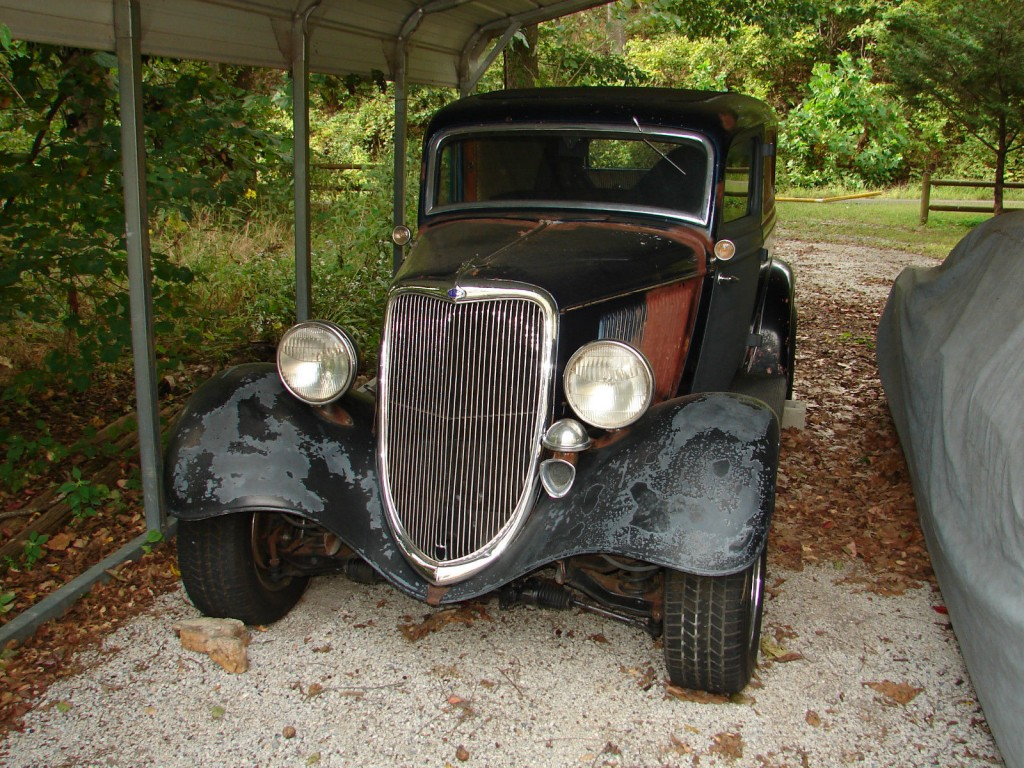 Colorful Unfinished Hot Rod Projects For Sale Festooning - Classic ...