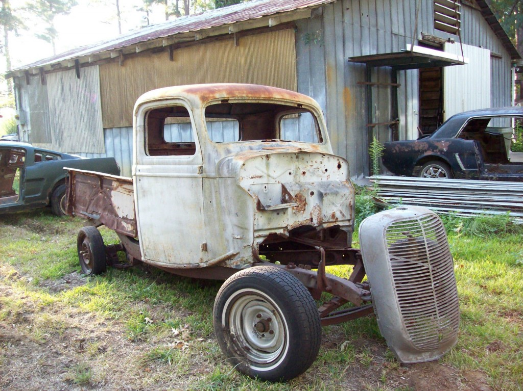 1937 Ford Truck 1/2 ton