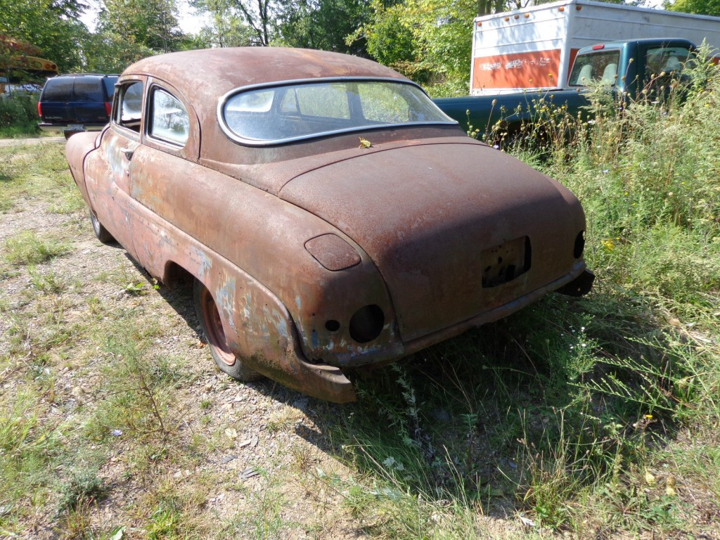 1950 Mercury Tudor Project Car For Sale
