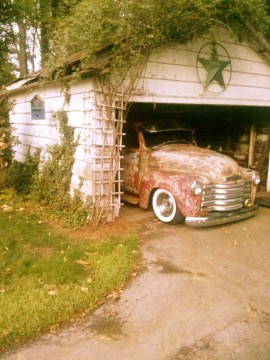 1951 Chevrolet Truck Hot rod project for sale