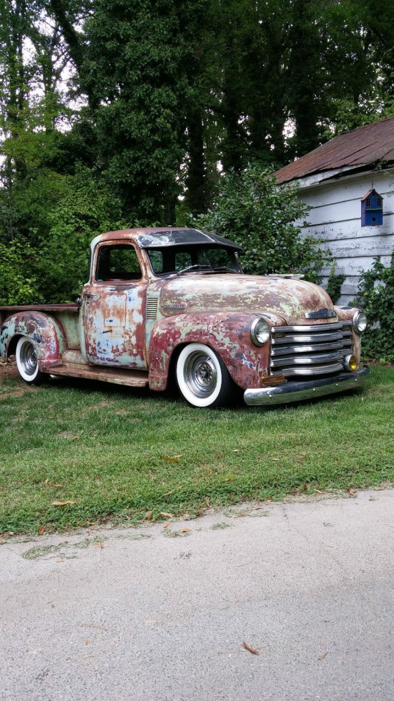 1951 Chevrolet Truck Hot rod project