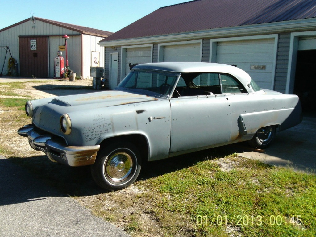 1953 Mercury Monterey Custom Hardtop For Sale
