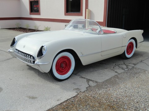 1954 Chevrolet Corvette C1 Restoration Project for sale