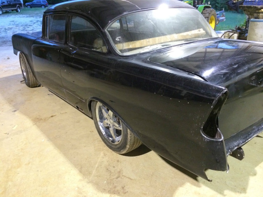 1956 Chevrolet Street Pro Project BBC Bel Air/150/210
