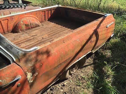 1964 Chevrolet El Camino Project car