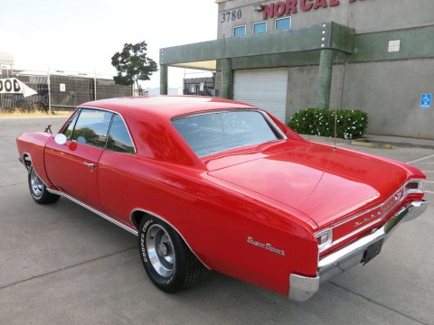 1966 Chevrolet Chevelle Super Sport 396 for sale