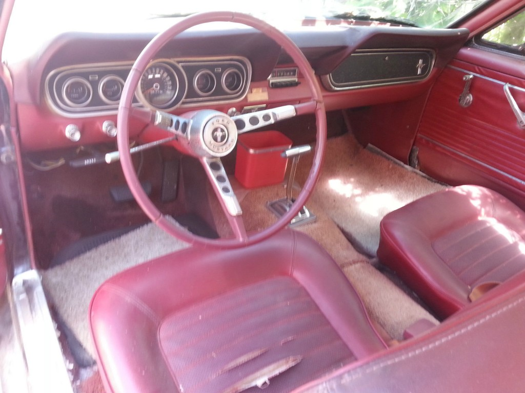 1966 Ford Mustang 1966 2 dr coupe