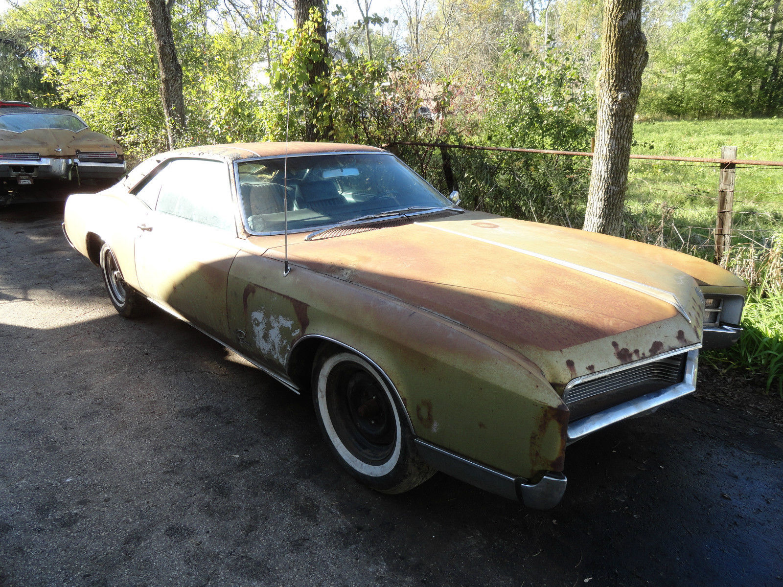 1967 Buick Riviera Project Car For Sale
