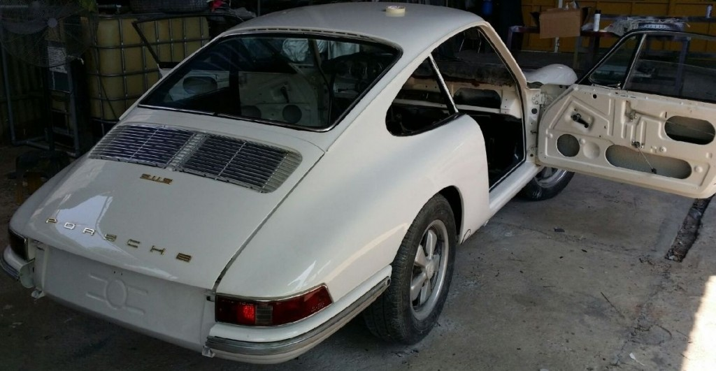 1967 Porsche 911S Matching Numbers Project