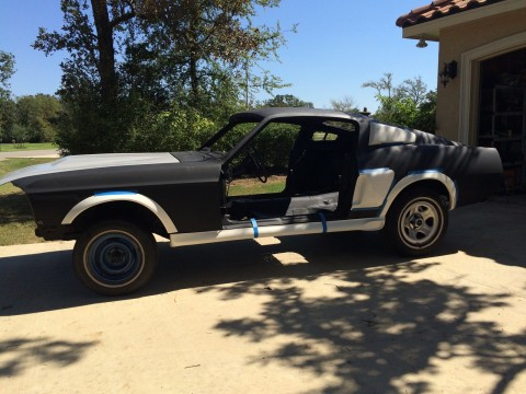 1968 Ford Mustang Fastback Project  Eleanor/Bullitt for sale