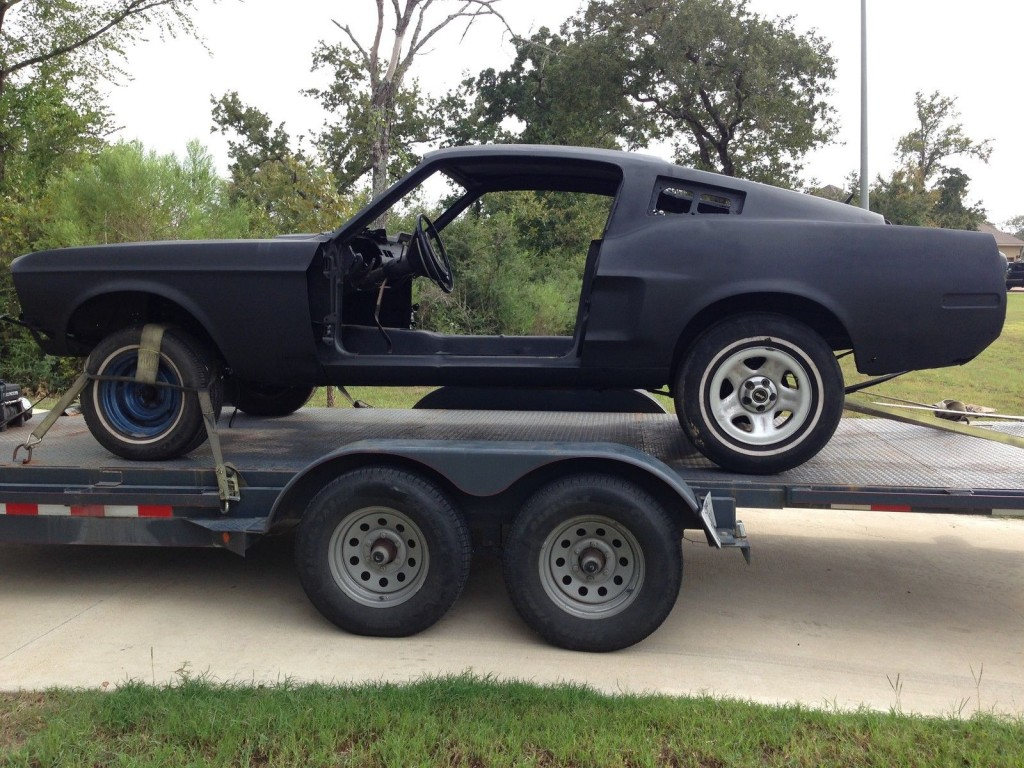 65ford mustang fastback project car for sale autos post