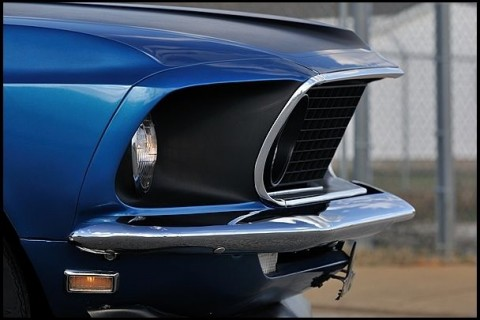 1969 Ford Mustang R code 428 cj Roller Project car for sale