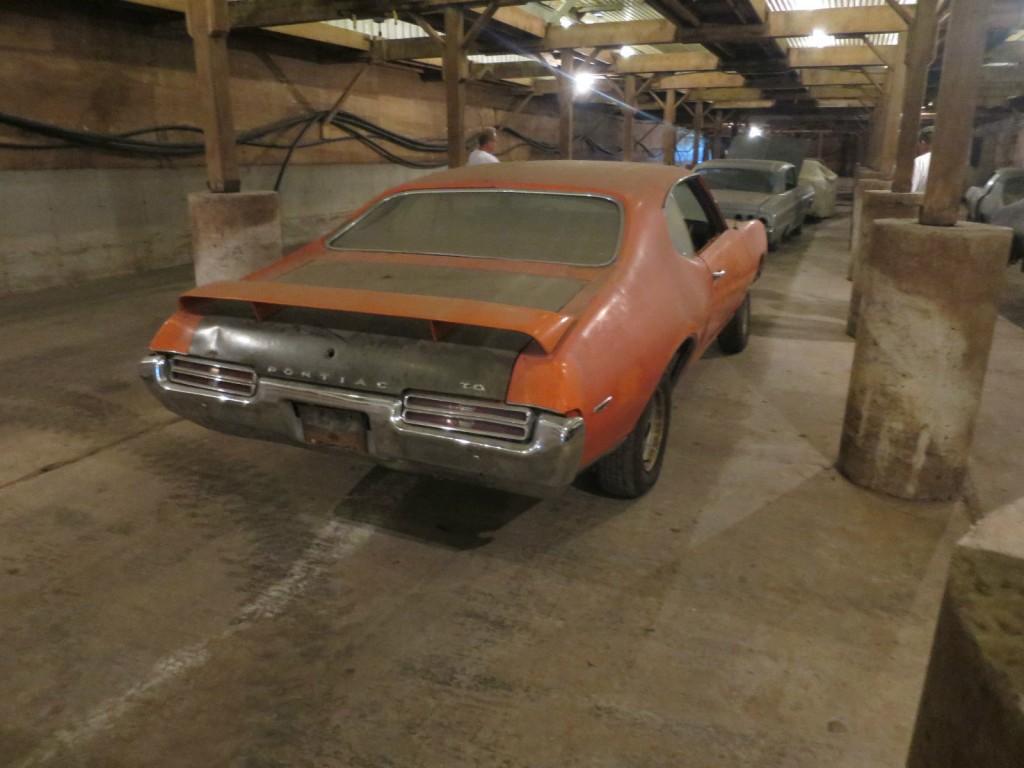 1969 Pontiac GTO Judge PHS Documented 4 Speed Complete