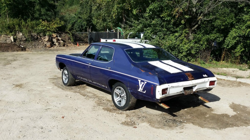 Auto Parts For Sale Redding California: 1970 Chevrolet Chevelle Great Project OR Parts CAR For Sale