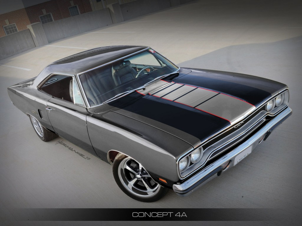 1970 Plymouth GTX Resto Mod Project